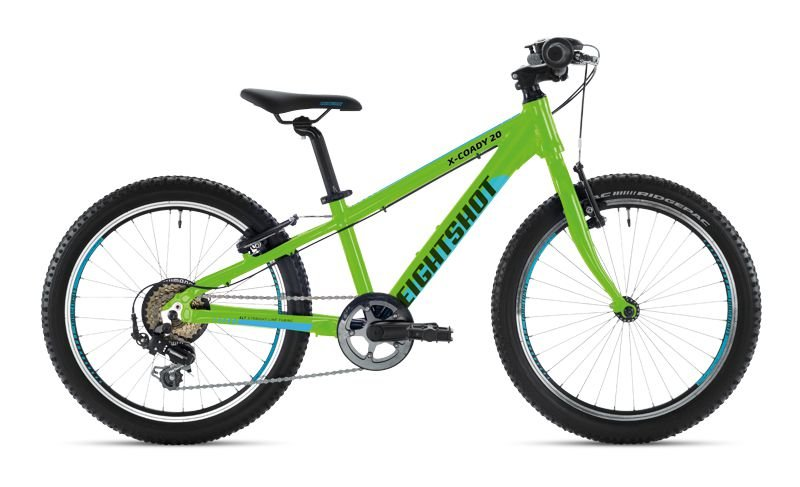 Eightshot X-Coady 20 froggygreen-blue